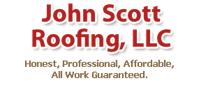 Website for John Scott Roofing