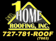 Website for No. 1 Home Roofing, Inc.