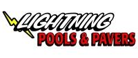 Website for Lightning Pools & Pavers