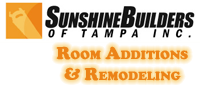 Website for Sunshine Builders of Tampa, LLC