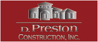 Website for D. Preston Construction, Inc.