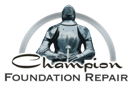 Website for Champion Foundation Repair Systems, LLC