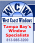 Website for West Coast Windows & Exteriors, Inc.