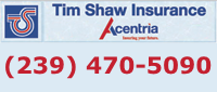 Website for Tim Shaw Insurance