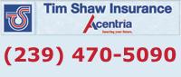 Website for Tim Shaw Insurance