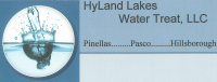 Website for HyLand Lakes Water Treat, LLC