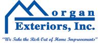 Website for Morgan Exteriors, Inc.