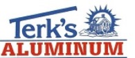 Website for Terk's Aluminum & A-Tech Construction, Inc.