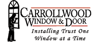 Website for Carrollwood Window & Door, Inc.
