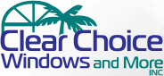 Website for Clear Choice Windows and More, Inc.