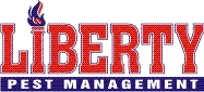 Website for Liberty Pest Management, LLC