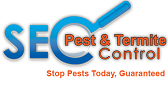 Website for SEC Pest & Termite Control