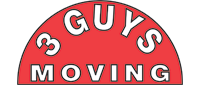 Website for 3 Guys Moving