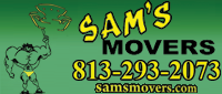Website for Sam's Movers