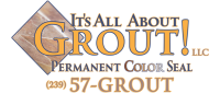 Website for It's All about Grout!, LLC