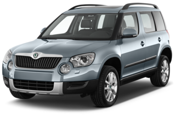 Skoda Yeti