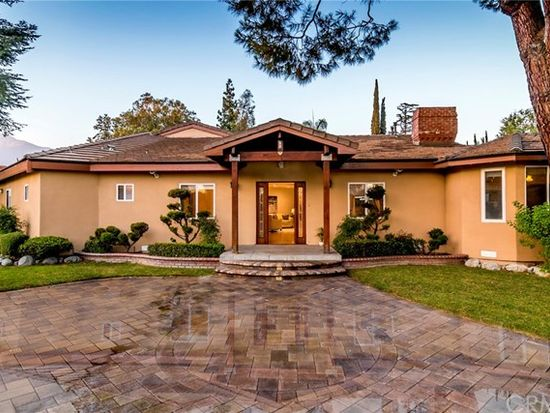 Home for sale: 3675 Locksley Drive, Pasadena, CA