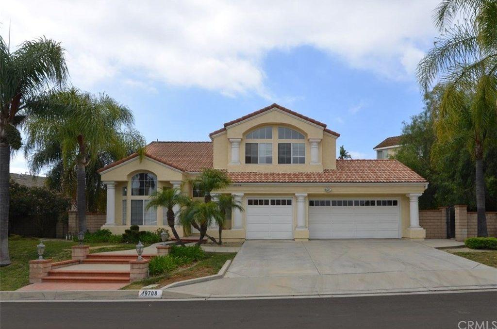 Home for sale: 19708 Sunset Vista Rd., Walnut, CA