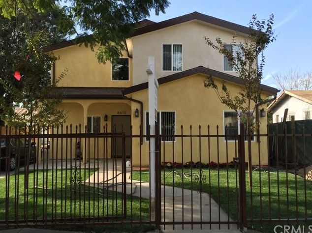 Home for sale: 8613 Hickory Street, Los Angeles, CA