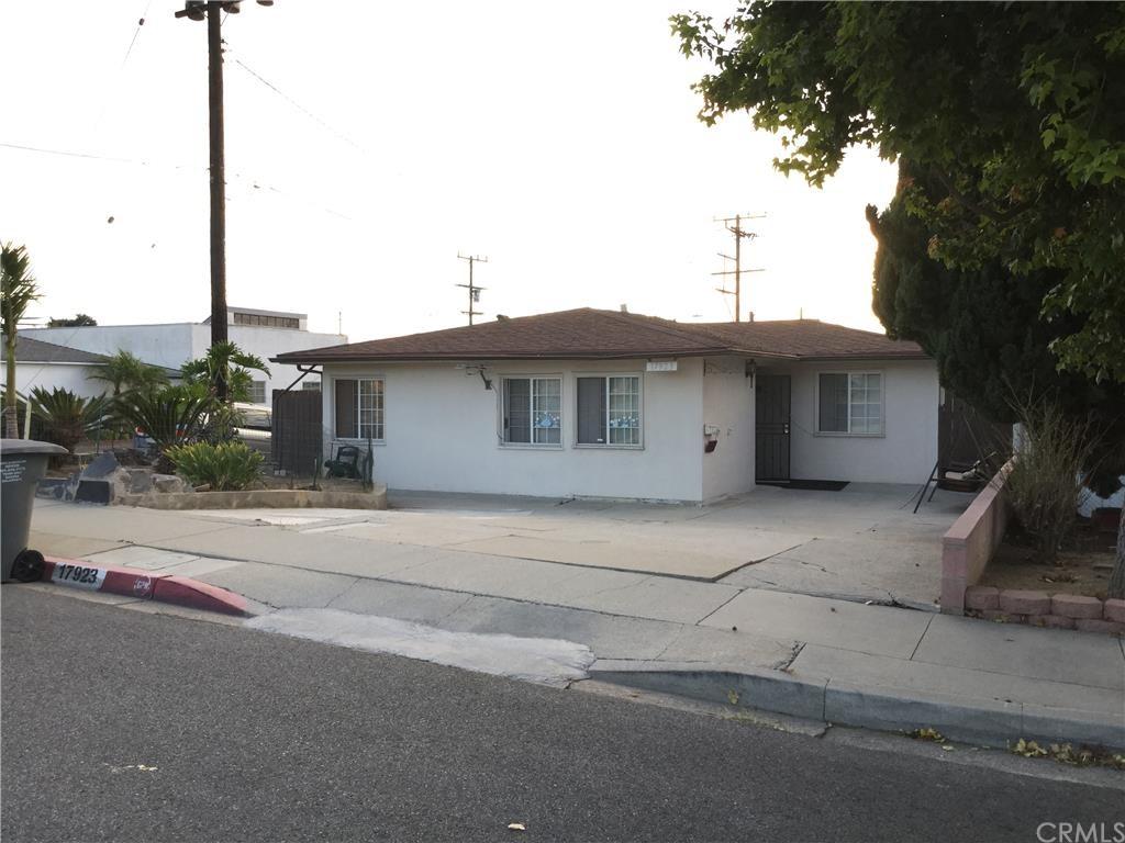 Home for sale: 17923 South Denker Avenue, Gardena, CA