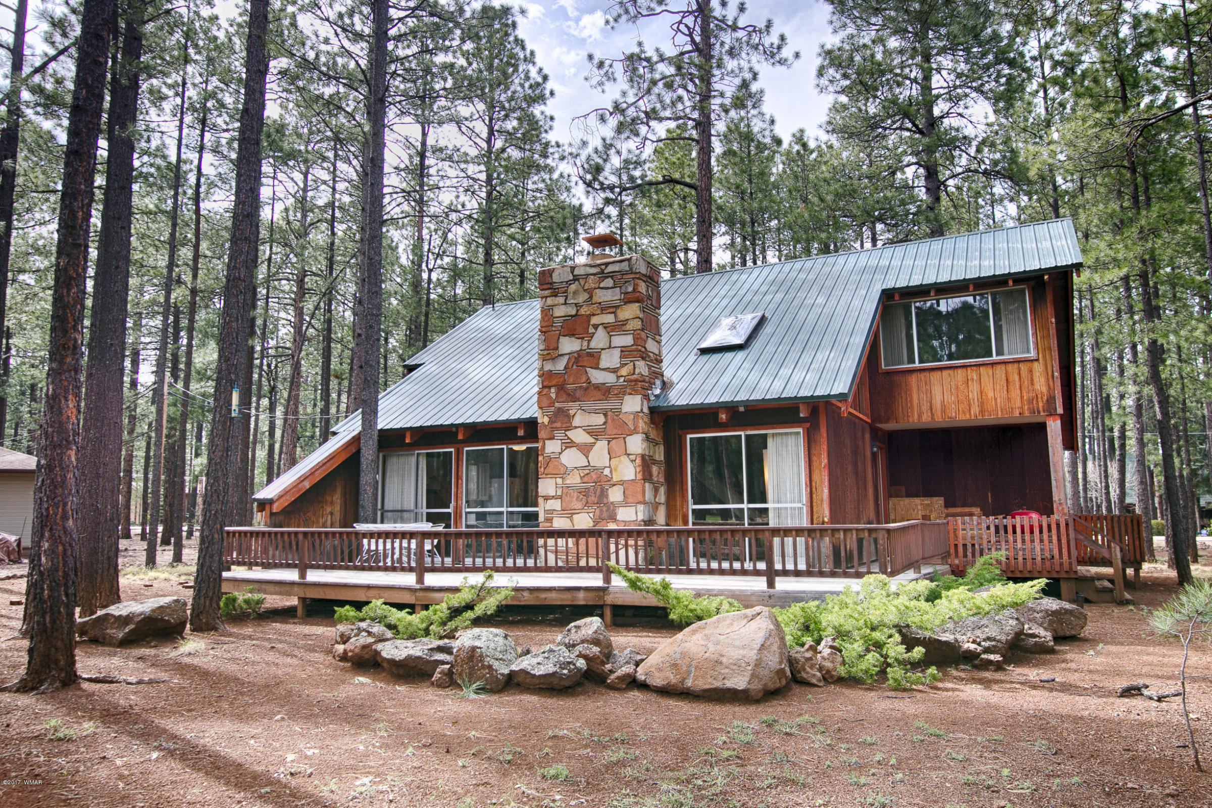 sierraspringsdrive pinetop acre residential beautiful lot white lakefront springs sierra mountains sold cabins estate home on custom real the ranch in