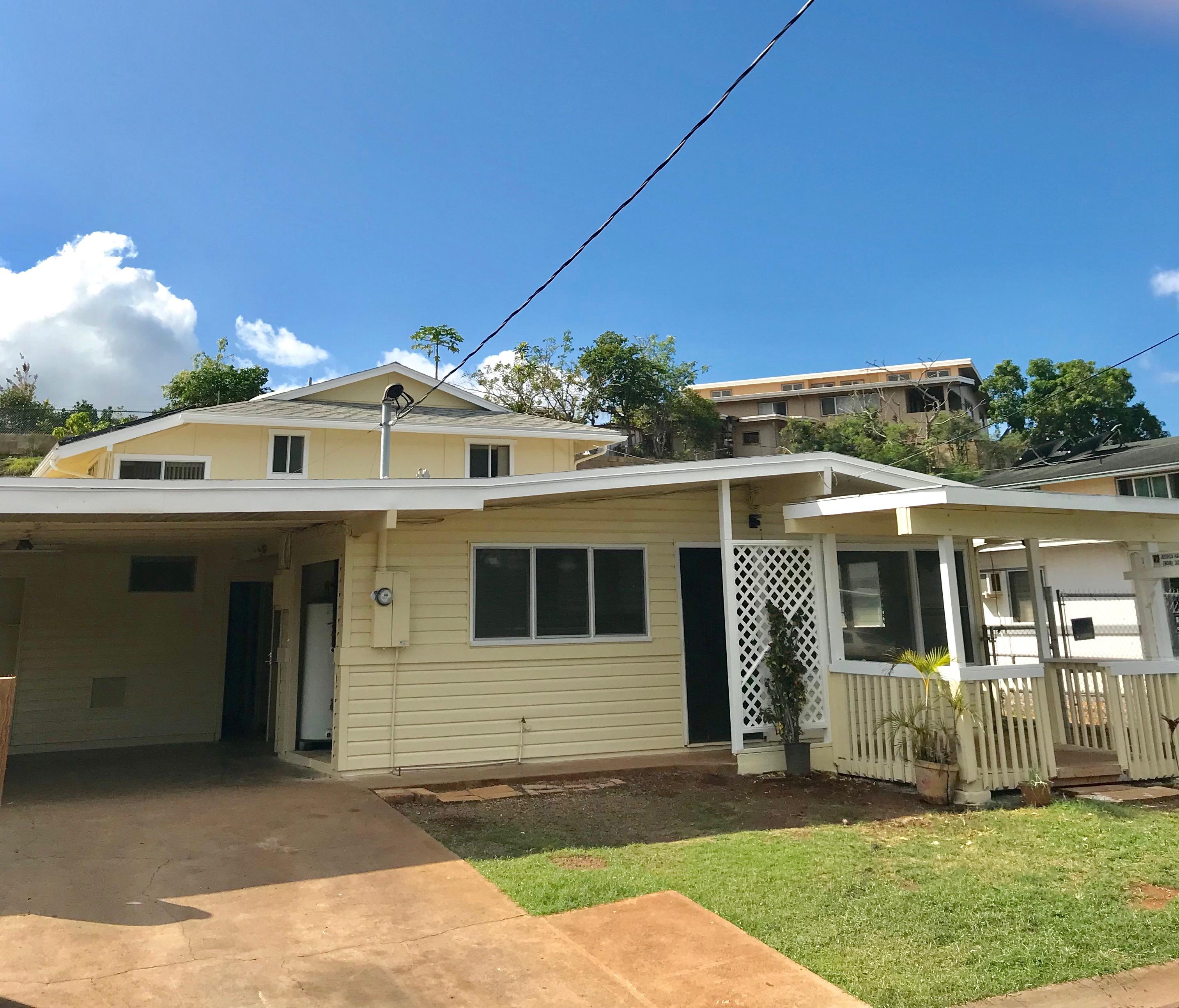 Home for sale: 94-525 Awamoi Street, Waipahu, HI