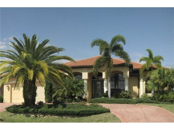Home for sale: 2838 Sancho Panza Ct, Punta Gorda, FL