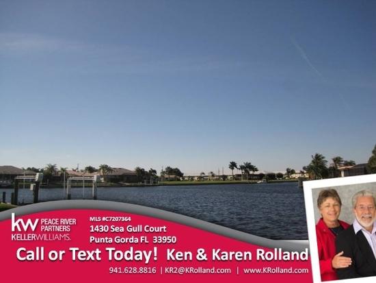Home for sale: 1430 Sea Gull Ct, Punta Gorda, FL