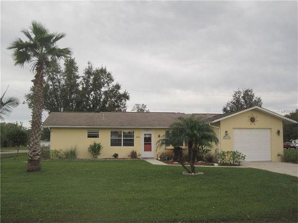Home for sale: 11242 5th Ave, Punta Gorda, FL
