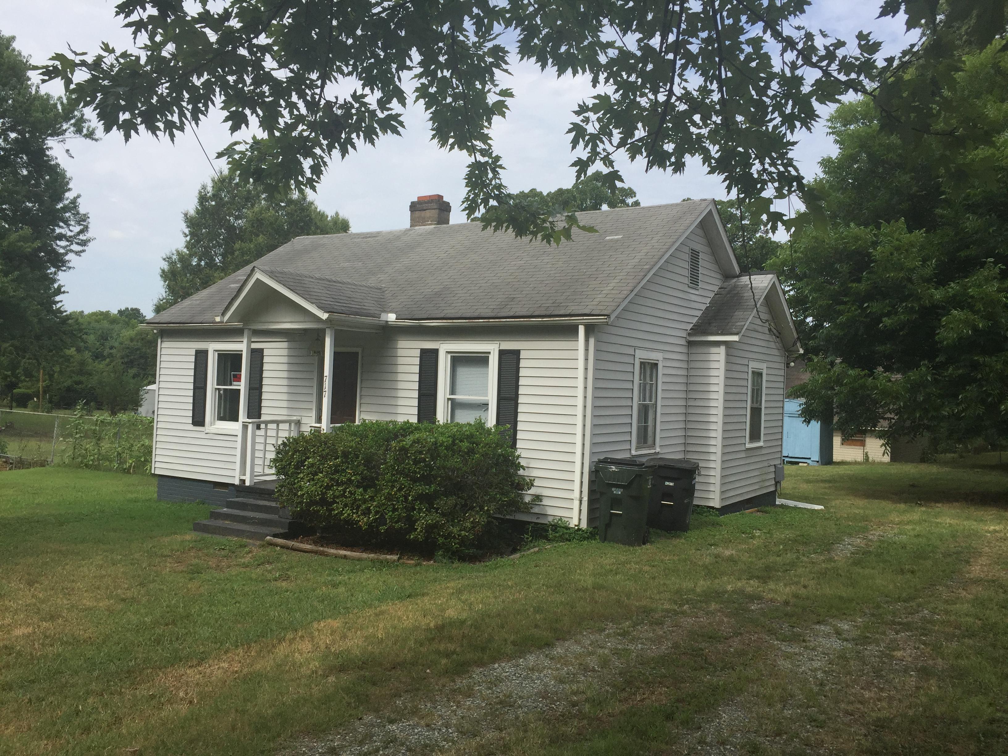 Home for sale: 717 Texas Avenue, Burlington, NC
