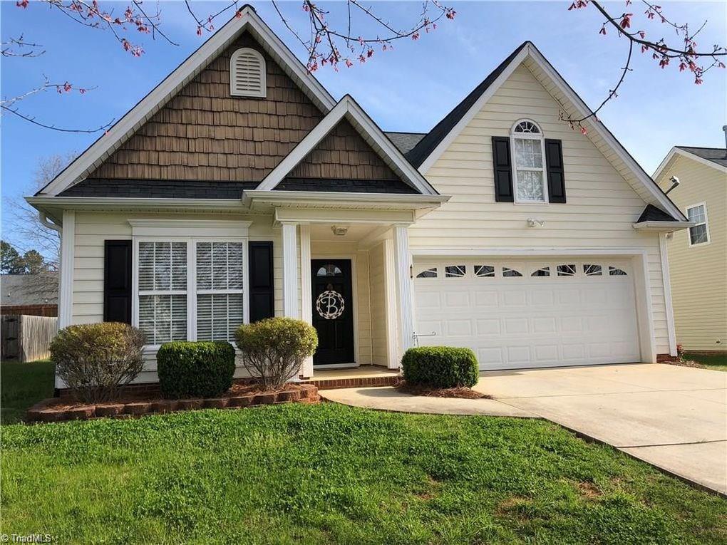 Home for sale: 1541 Finwick Drive, Pfafftown, NC