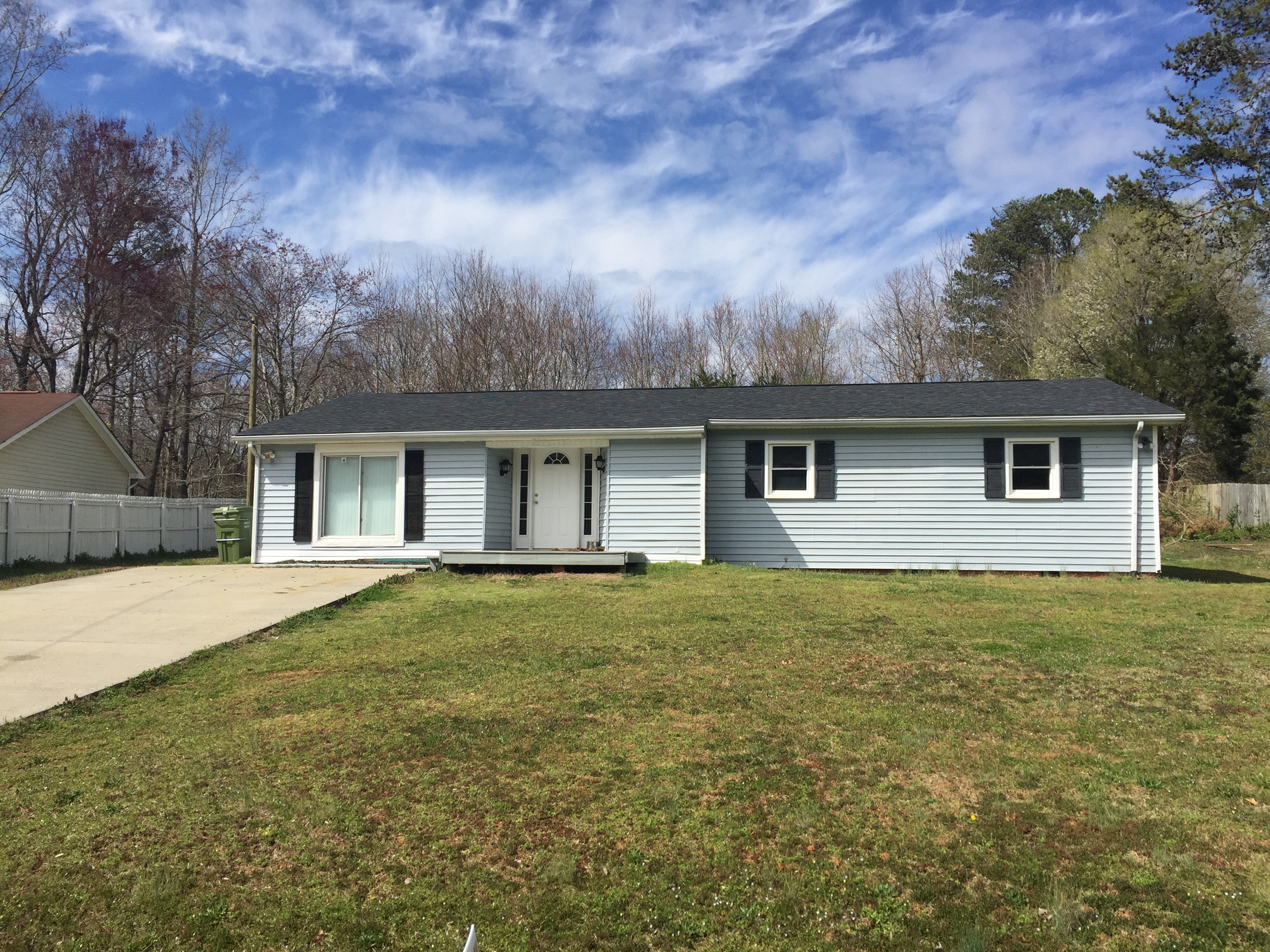 Home for sale: 551 Apache Drive, Winston Salem (Wallburg), NC