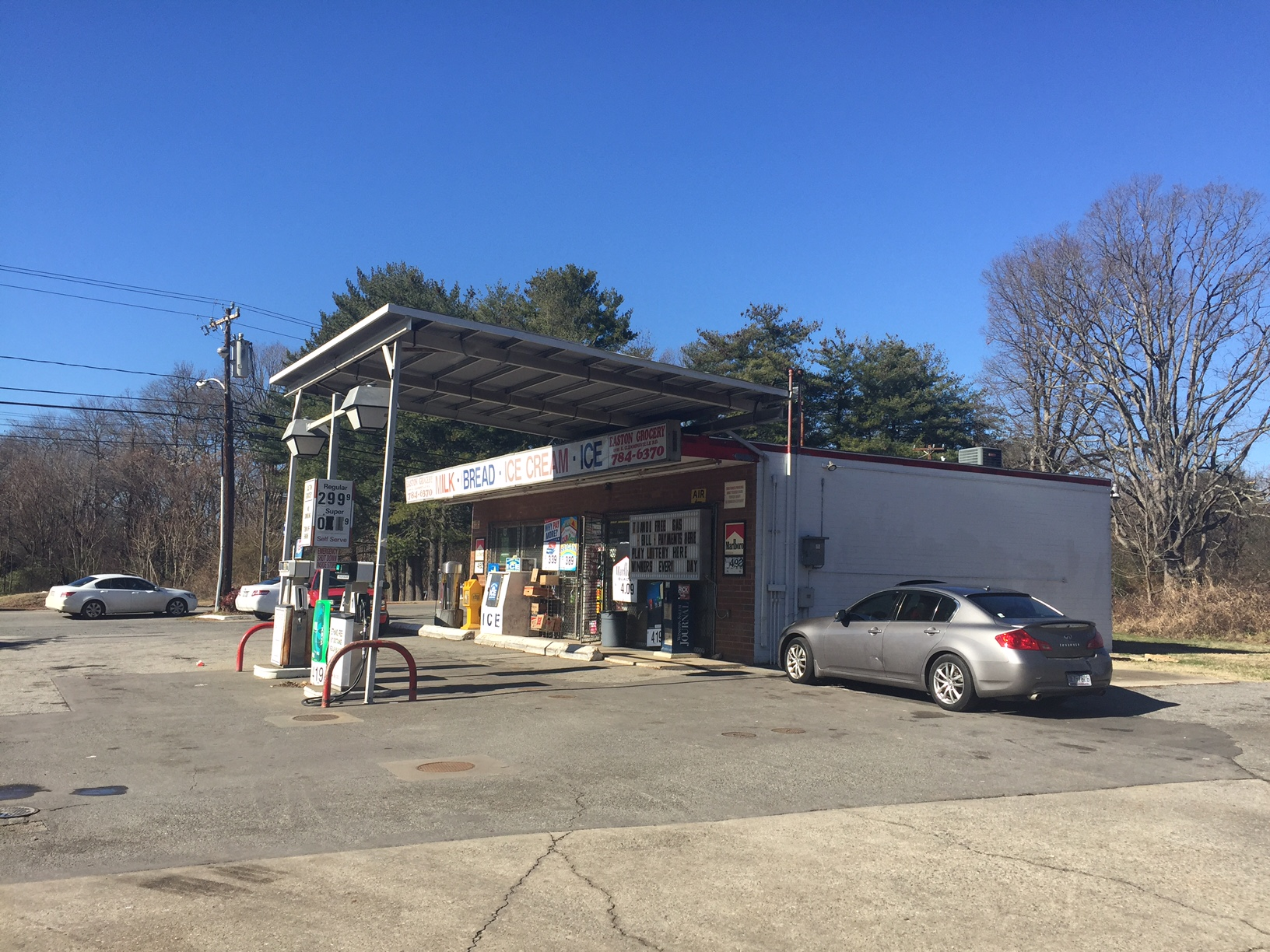 Home for sale: Convenience Store & Land for Development, Winston-Salem, NC