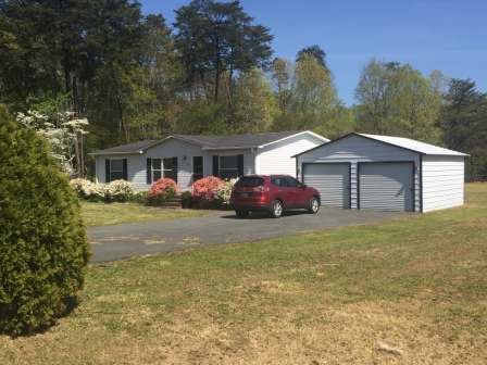 Home for sale: 3 BR, 2 Bath Home on Almost an Acres Near Belews Lake, Stokesdale, NC