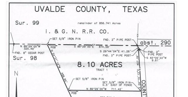 Home for sale: CR 400, Uvalde, TX