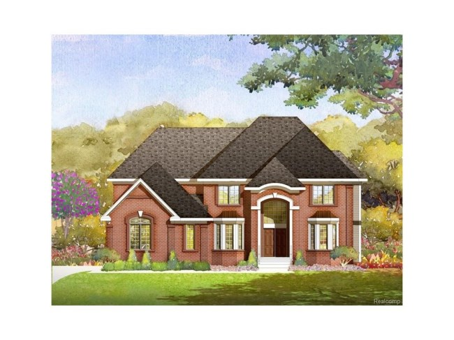 Home for sale: 51293 Chamberlin Court, Novi, MI