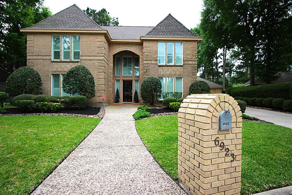 Home for sale: 6923 Mossridge Dr., Houston, TX