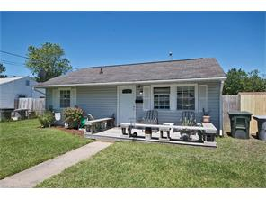 Home for sale: 1919 Somerville Drive, Hampton, VA