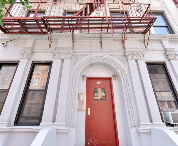 Home for sale: SHARE Photo  26 West 131st St., Central Harlem, NY