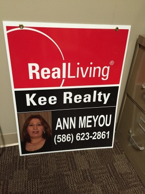 Ann Meyou, Real Estate Agent
