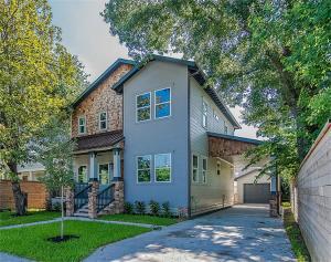 Home for sale: 1206 Walton Street Houston TX