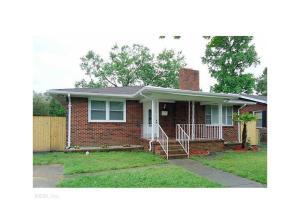 Home for sale: 2625 Mapleton Avenue Norfolk VA