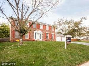 Home for sale: 10457 Brackets Ford Circle Manassas VA