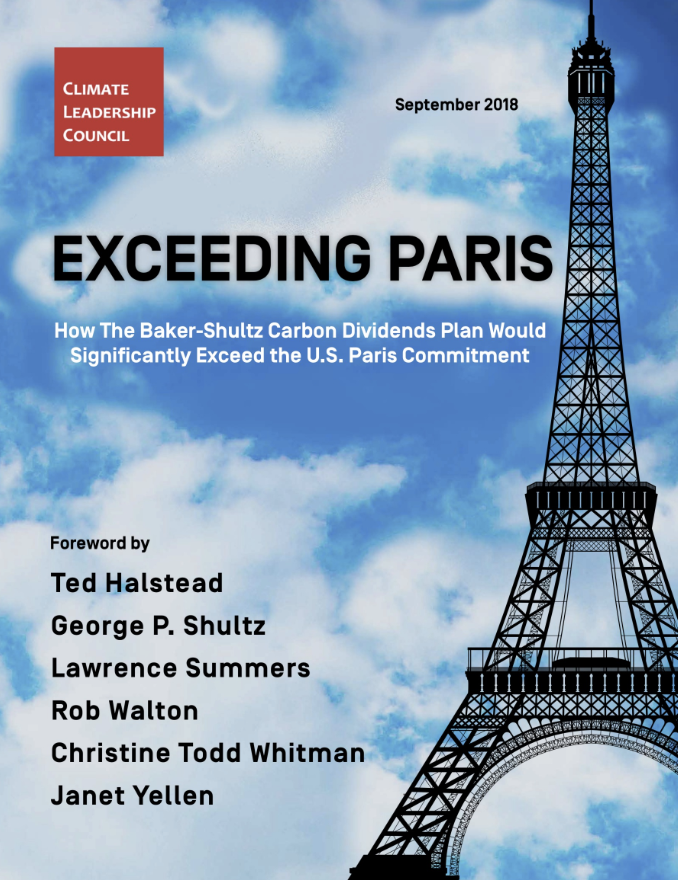 Exceeding paris