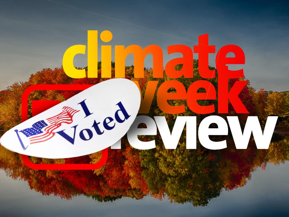 I voted week en review
