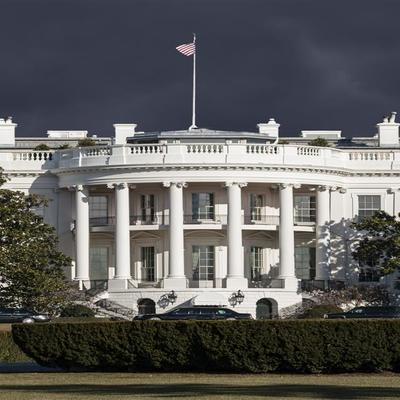White house menacing