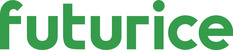 Futurice logo  green
