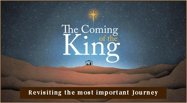 The Coming of the King:  To Be Like Us