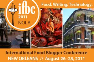 International Food Bloggers Conference 2011 NOLA