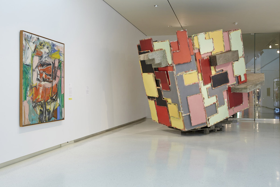 Phyllida Barlow, untitled: upturnedhouse
